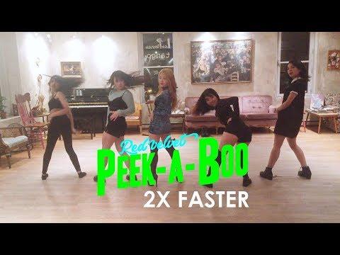 [EAST2WEST] Red Velvet (레드벨벳) - 피카부 (Peek-A-Boo) (2x Speed Dance)