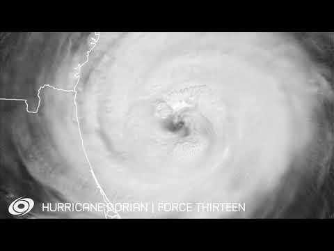 Hurricane Dorian -
