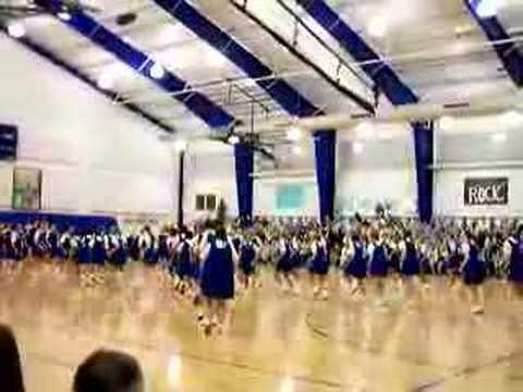 NDP Gym Meet 2007 - Senior Aerobics Part 1