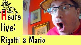 Live 🔴 im Rigotti-Land: Stellt eure Fragen.