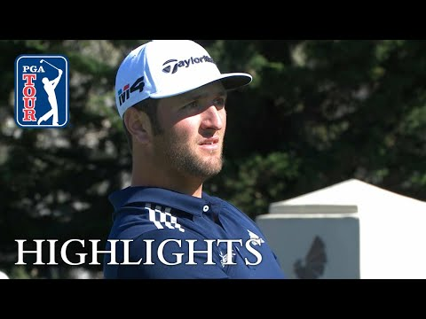 Jon Rahm's extended highlights | Round 2 | AT&T Pebble Beach