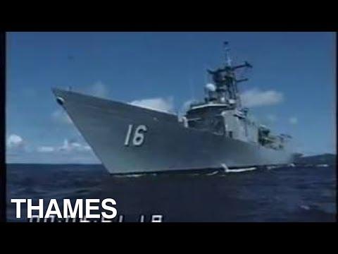 US invasion of Grenada | Operation urgent Fury | TV Eye | 1983