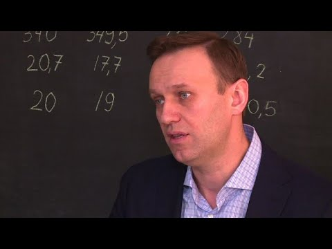 Barred from election, Navalny vows to fight