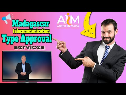 Madagascar telecommunication type approval services - local agent telecom type approval Madagascar