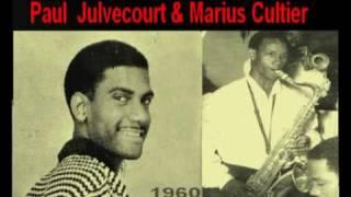 PAUL JULVECOURT & MARIUS CULTIER-Retour dans mon ile-Boléro-1960
