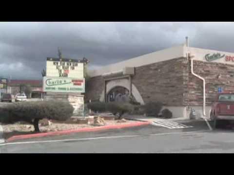 Travel Guide New Mexico tm Charlie's Sporting Goods, Albuquerque,New Mexico