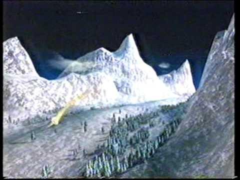 Albertville 1992 Winter Olympics - Opening Ident