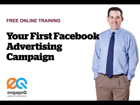 FREE TRAINING: Creating Your First Facebook Ad Campaign - by
