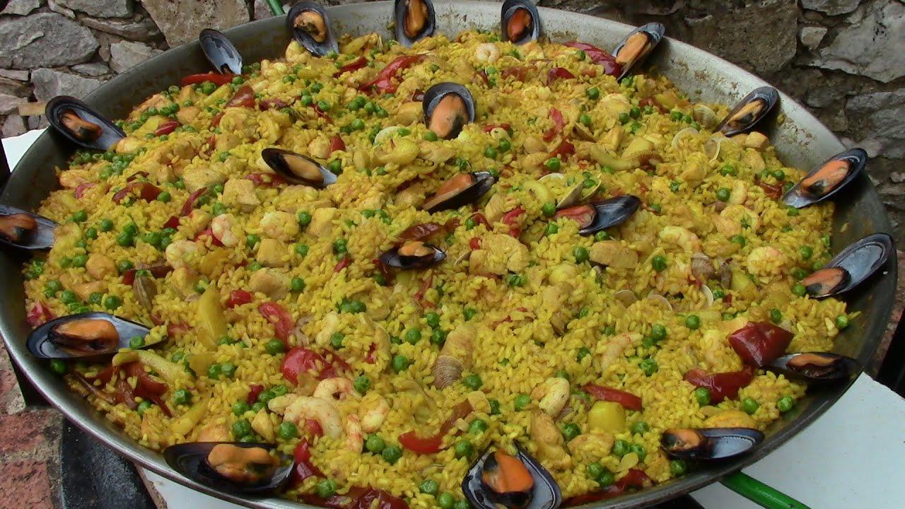Paella Recetas De Cocina Faciles Rapidas Y Economicas De