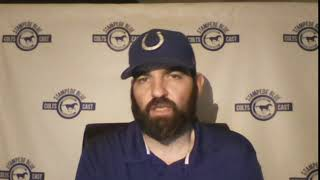 2019 Colts Preseason Week 1 Post Game Wrap