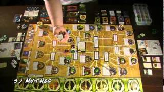 Arkham Horror Tutorial (PART 1) SCARY SOLSTICE SPECIAL! (S01B05.1)