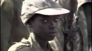 Yoweri Museveni in the Bush  as a rebel Leader before 1986