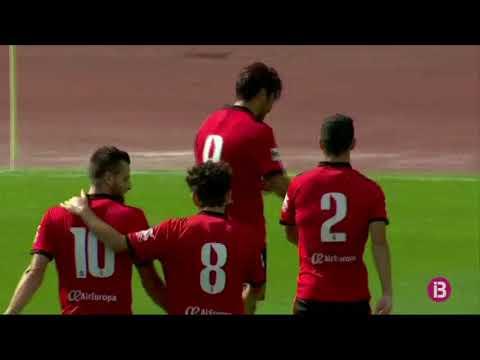 RCD Mallorca - UE Cornellà 3-0