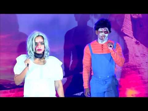 Award winning fashion show | college cultural event |xstatica|2016
