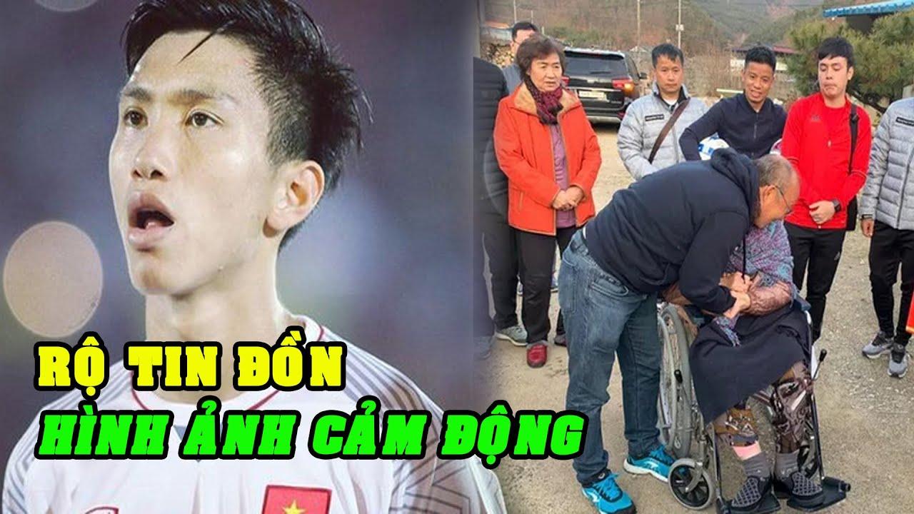 Tin bóng đá VN 19/12: Rộ tin Văn Hậu từ chối đá U23 Châu Á- Cảm động thầy Park về quê thăm mẹ