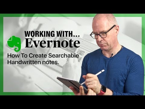 How To Create Searchable Digital Handwritten Notes