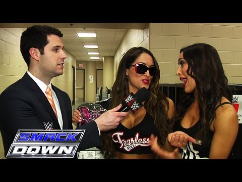 The Bellas Have No Fear - SmackDown Fallout - February 19, 2015