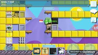 Tutorial Cara Memasang Hl Di World Break Growtopia ^-^