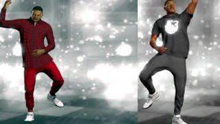 NBA 2k17 Mypark Celebrations Park bout to be Lit (dance compilation)hit dem folks famous dex part 1