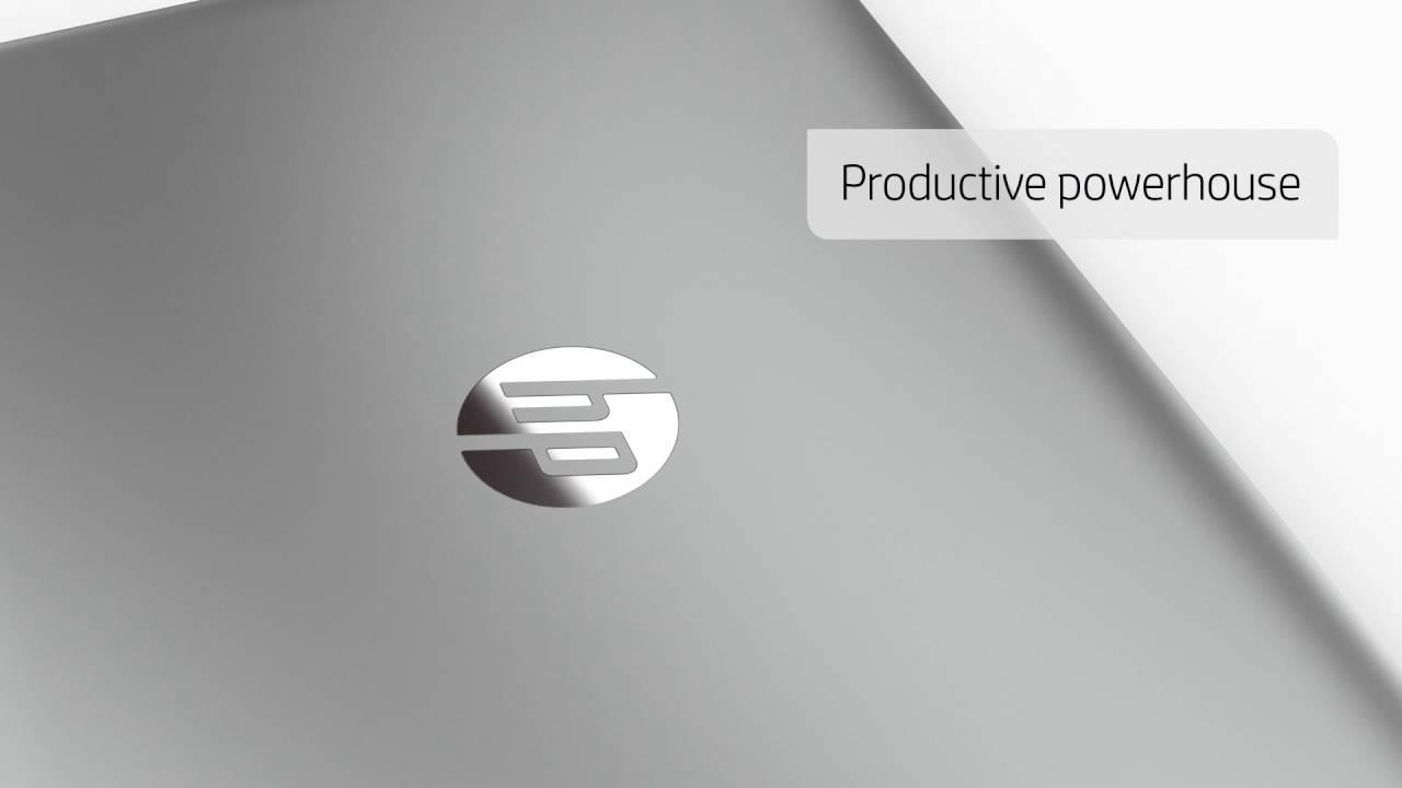 HP EliteBook 1040 G3 Notebook PC 30 Second demo - YouTube