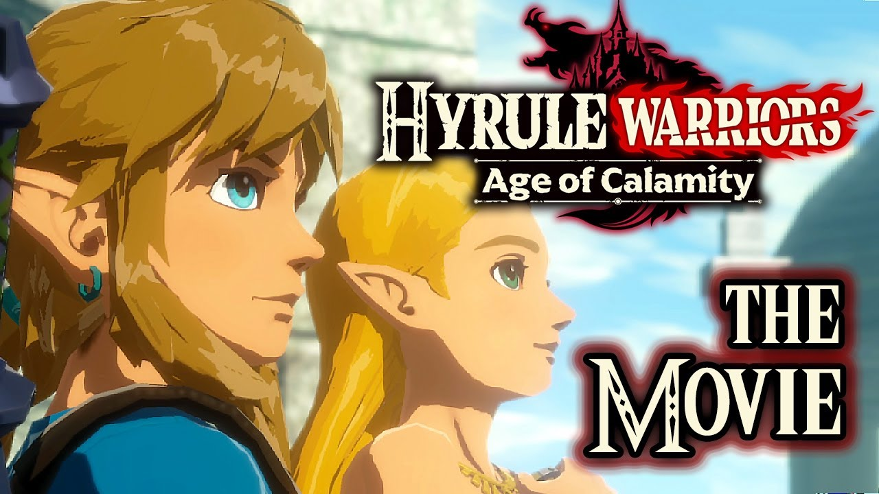 Hyrule Warriors Age Of Calamity Gameplay Trailer Nintendo Switch Youtube