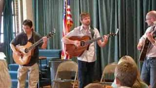 California Guitar Trio - The Good, The Bad and the Ugly - July 15, 2008