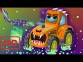 Songs for kids    scary tractor   car wash   kids videos