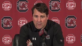 POST-GAME: Will Muschamp on Florida — 11/11/17