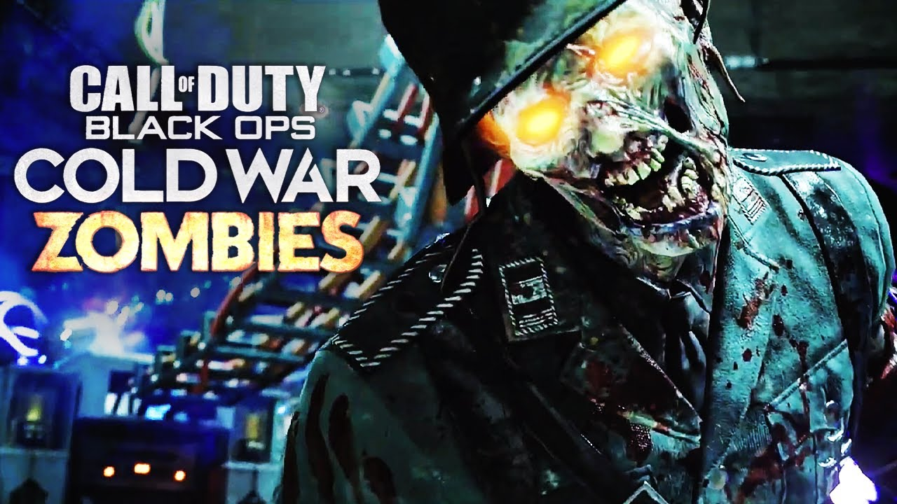 Official Zombies First Look Call Of Duty Black Ops Cold War Youtube