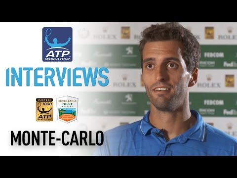 Ramos-Vinolas Talks Dream Run At Monte-Carlo 2017