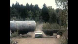 """Автомобильная погоня из фильма """"Крестоносец"""" 1995 год."""