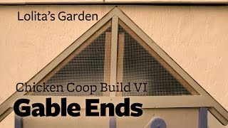Chicken Coop Build | Part Vi