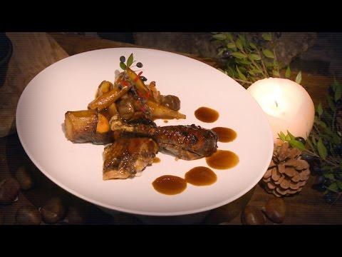 pintade-aux-marrons-et-légumes-anciens