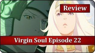 The Morally Gray War - Shingeki no Bahamut: Virgin Soul Episode 22 Anime Review