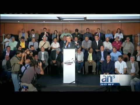 Venezuela: trancazos en Caracas - América TeVé