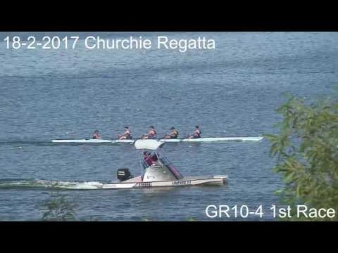 2017 Churchie regatta BGS GR10 4 Race 1