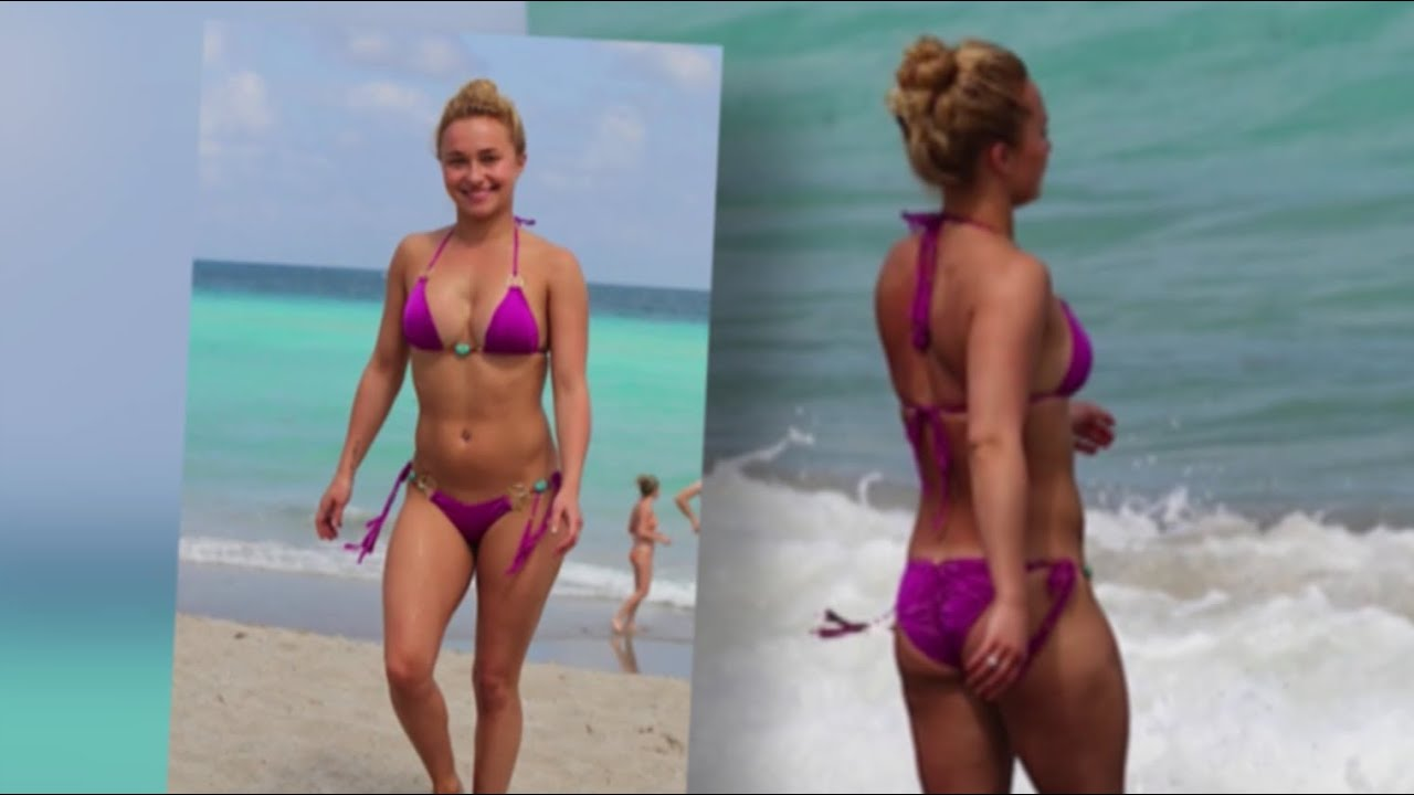 Hayden Panettiere Flaunts Her Killer Bikini Body And Ring After Engagement  Rumors