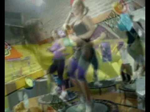 Gimnasio Forma Lanzamiento Jump in mix III  Montevideo-Uruguay