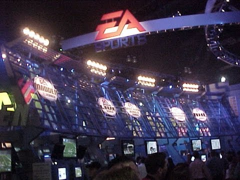 e3 2002 ea sports 8 games youtube. Black Bedroom Furniture Sets. Home Design Ideas