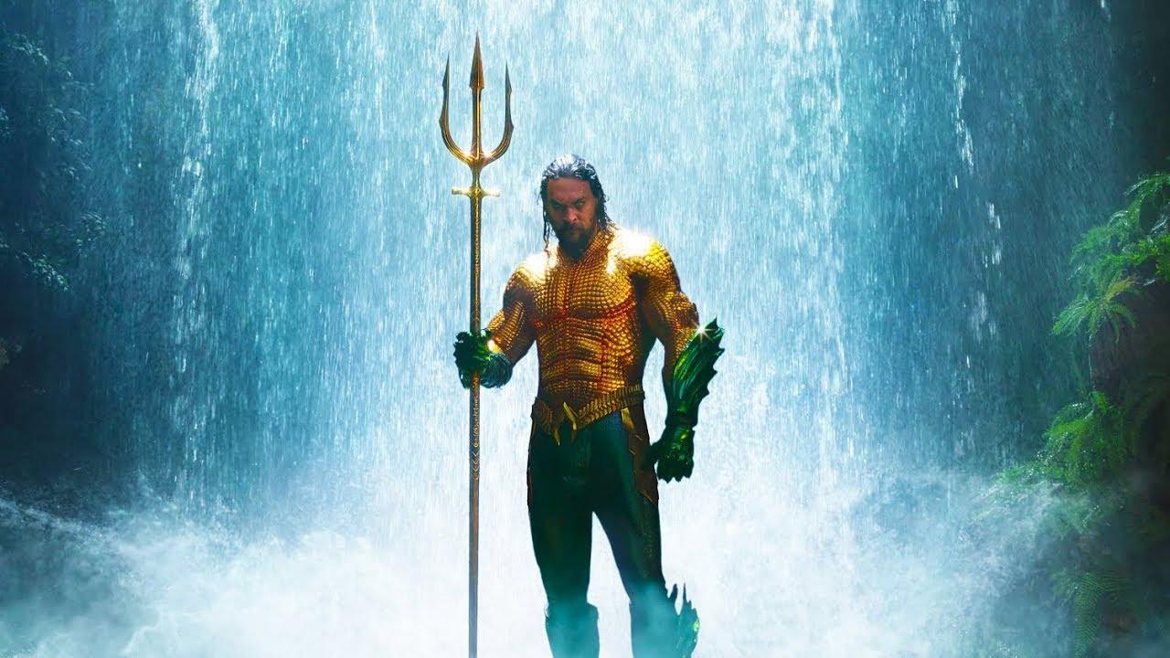 Download The One True King | Aquaman [4k, IMAX]