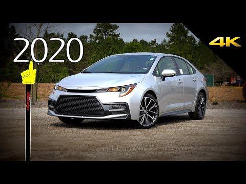 2020 Toyota Corolla SE - Ultimate In-Depth Look in 4K
