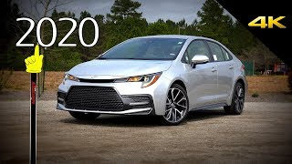 2020 Toyota Corolla SE - Ultimate In-Depth Look in 4K