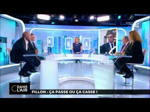 Fillon : ça passe ou ça casse #cdanslair 07-02-2017