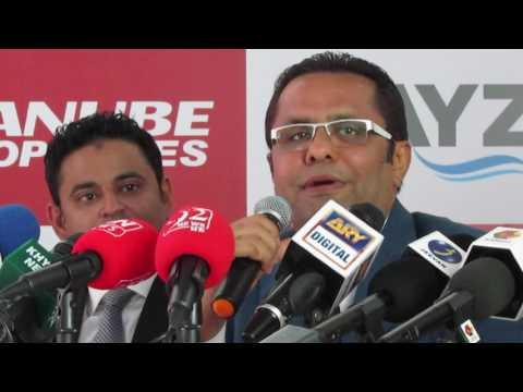 BAYZ project launched by Danube Properties- Chairman Rizwan Sajan speaks