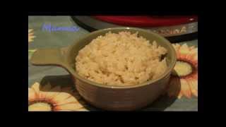 Рис в мультиварке KitchenAid