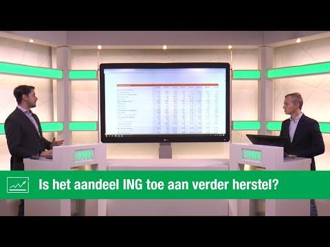 Is het aandeel ING toe aan verder herstel? | LYNX