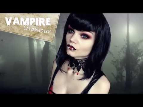 Tuto Maquillage Halloween Vampire Femme , DeguiseToi.fr