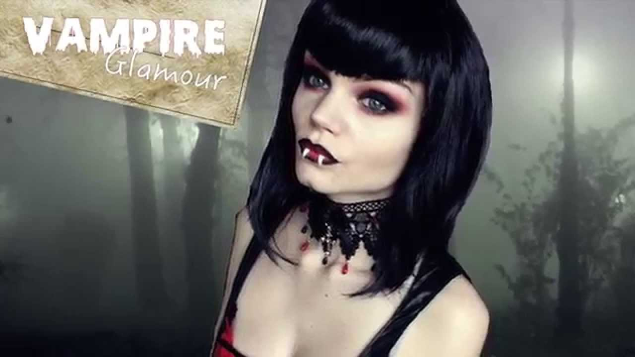 Tuto maquillage halloween vampire femme youtube - Tuto maquillage halloween ...