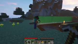 Family life house challenge in minecraft