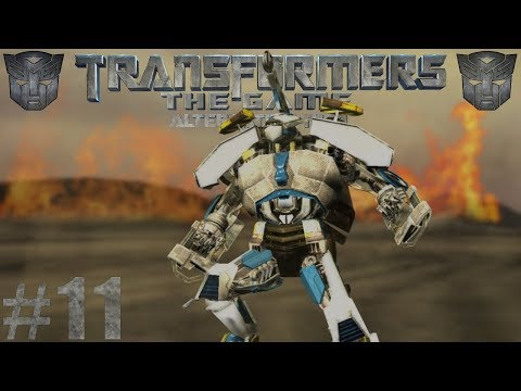 ALTERNATIVE AUTOBOT CAMPAIGN | Transformers: The Game Alternative Mod #11